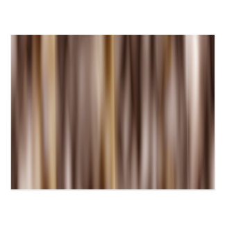 Stripes brown created by Tutti Postcard