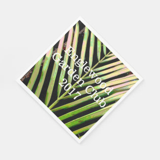 Stripes by Nature Paper Napkin