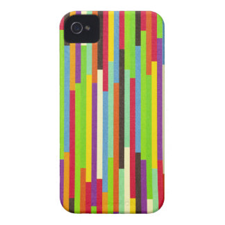 Stripes colorful abstract background pattern, gift blackberry bold cover