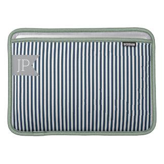 """Stripes Dark Durable MacBook Air 11"""" Sleeve MacBook Air Sleeves"""