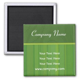 Stripes Design - Business Magnet
