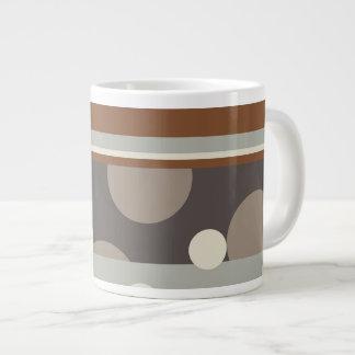 Stripes & Dots Contemporary  Mug