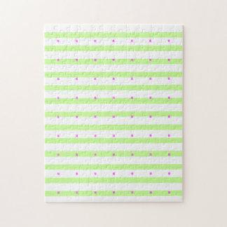 Stripes & Dots Puzzle