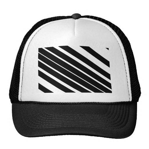 stripes.gif diagonal negro gorra