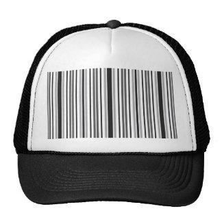 Stripes in Gray Trucker Hat
