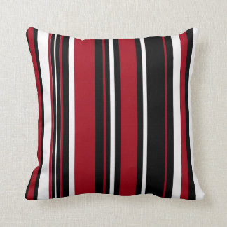 Red And Black Pillows - Red And Black Throw Pillows Zazzle