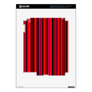 Stripes iPad 3 Decal