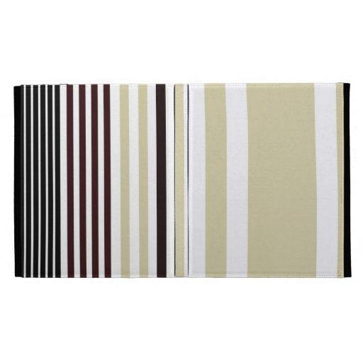Stripes iPad Cases