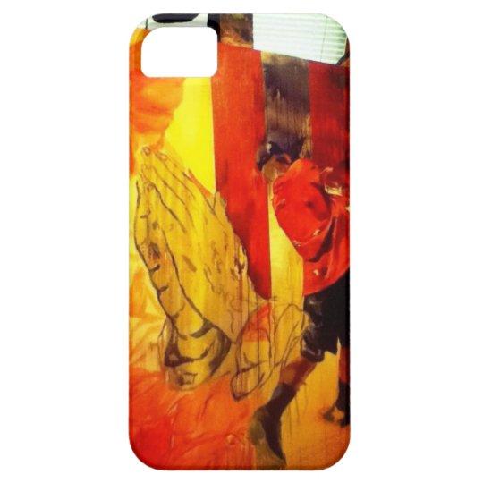 Stripes iPhone SE/5/5s Case