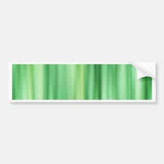 Stripes lightgreen created by Tutti Bumper Sticker