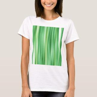 Stripes lightgreen created by Tutti T-Shirt