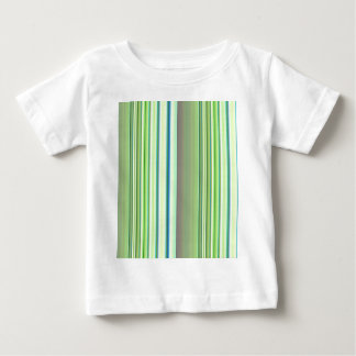 Stripes lightgreen no. 3 created by Tutti Baby T-Shirt