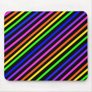 Stripes Mouse Pad