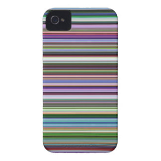 Stripes of Color iPhone 4 Cases