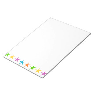 Stripes of Stars Notepads