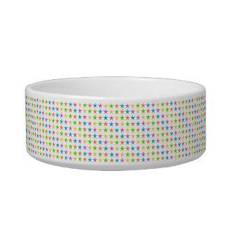 Stripes of Stars Pet Food Bowls
