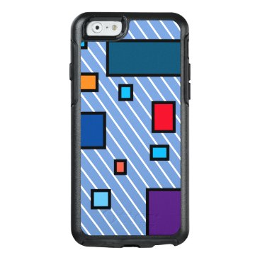 Stripes OtterBox iPhone 6/6s Case
