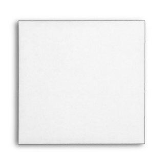 Stripes (Parallel Lines) - White Black Envelope