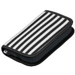 Stripes (Parallel Lines) - White Black Folio Planners