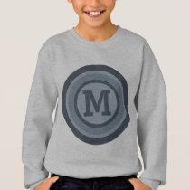 Stripes Pattern custom monogram shirts & jackets