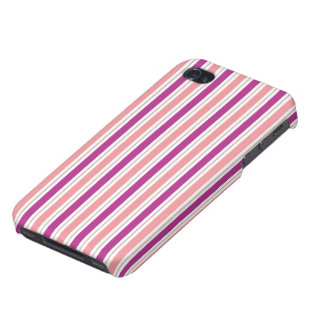 Stripes Pattern iPhone 4/4S Case