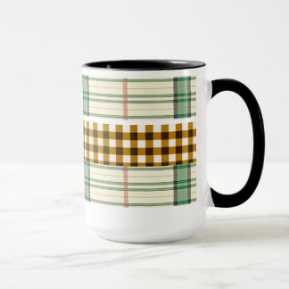 Stripes  pattern mug