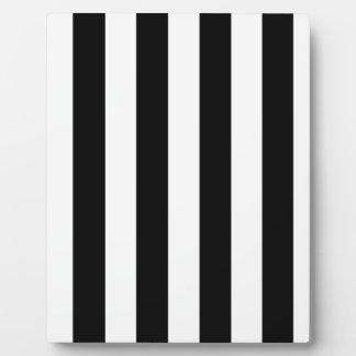 Stripes Photo Plaques