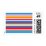 stripes postage stamps