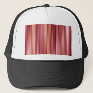 Stripes red created by Tutti Trucker Hat