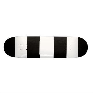 Stripes Skateboard