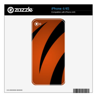 Stripes Skin For The iPhone 4