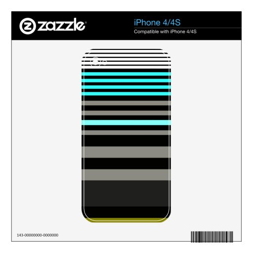 stripes skins for iPhone 4S