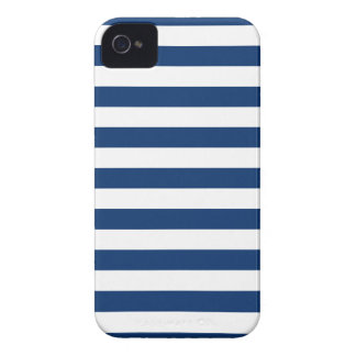 Stripes Sodalite Blue Iphone 4/4S Case