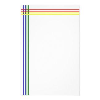 Stripes Stationery