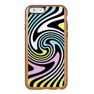 Stripes Swirl Incipio Feather Shine iPhone 6 Case