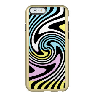 Stripes Swirl Incipio Feather Shine iPhone 6 Case