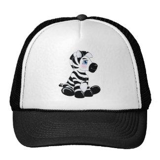 Stripes the Baby Zebra Hats