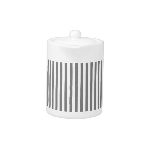Stripes - White and Gray