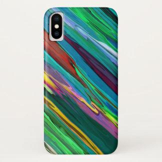 Stripesa (More Options) - iPhone X Case