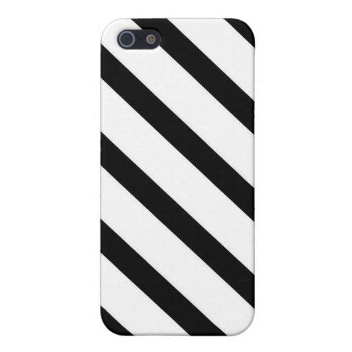 stripessss iPhone 5 cárcasa