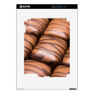 Stripey Chocolates Skin For iPad 2