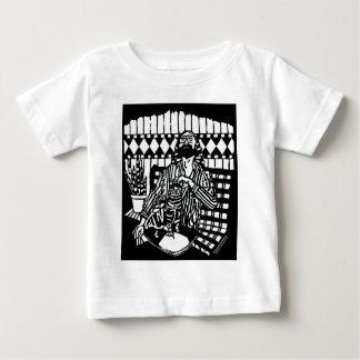 Stripey Guys Tee Shirt