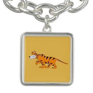 Stripey tiger bracelet