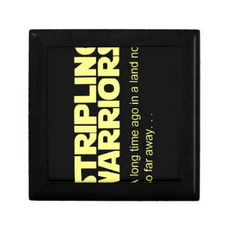 Stripling Warriors Trinket Box