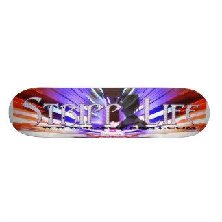 STRIPP-LIFE-SKATEBOARD SKATEBOARD DECK