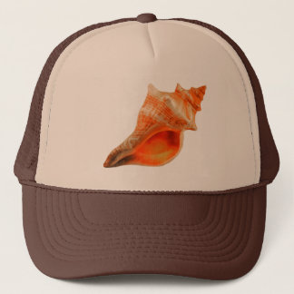 Stripped Fox Trucker Hat