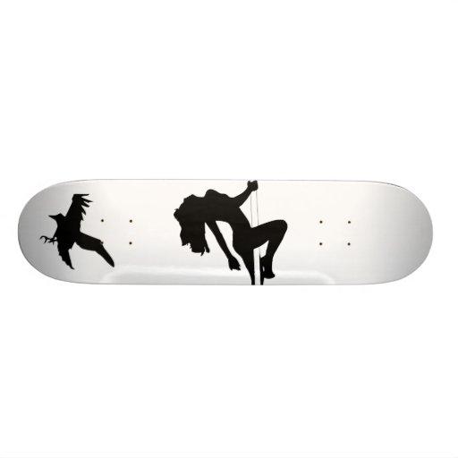 Stripper Board Custom Skate Board
