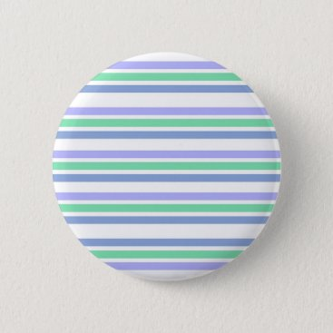 Strips, Funny, Colorful, Elgant Pinback Button