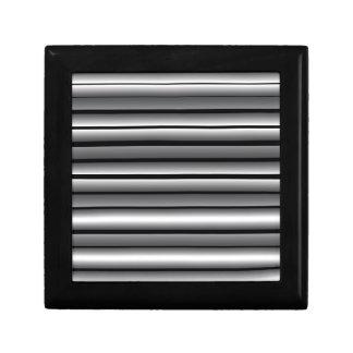 Strips Jewelry Box