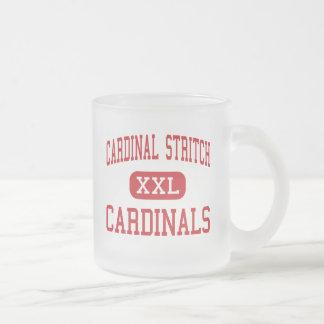 Stritch cardinal - cardenales - alto - Oregon Ohio Tazas